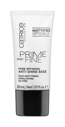 Основа для макияжа CATRICE Prime And Fine Pore Refining And Anti-Shine Base 40 мл