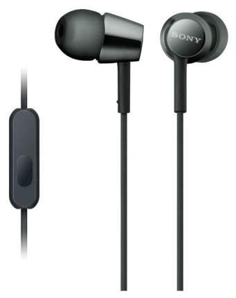 Наушники Sony MDR-EX155AP Black