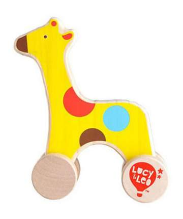 "Каталка детская Lucy & Leo ""Жираф"""