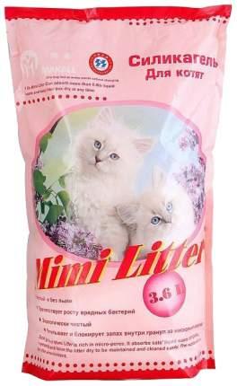 Наполнитель Mimi Litter силикагелевый 3.6 л без запаха