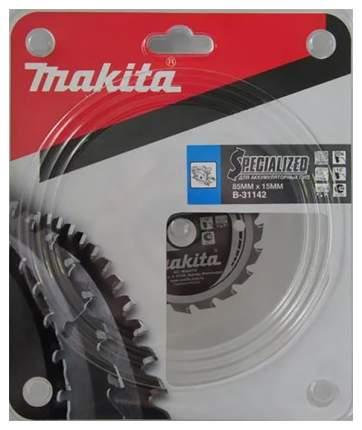 Диск Makita пильный B-31142
