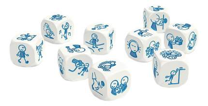 Семейная настольная игра Rory's Story Cubes® Действия