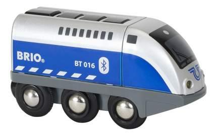Деревянная железная дорога Паровоз BRIO на управлении со смартфона или планшета 33863