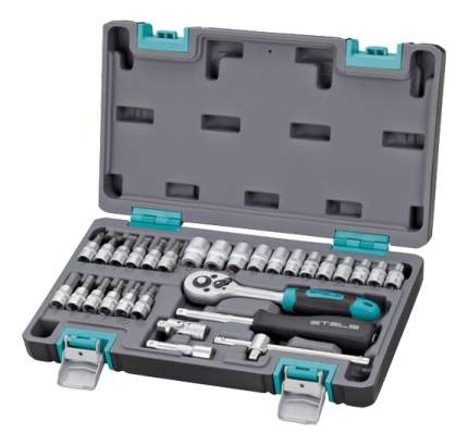 Набор инструментов для автомобиля Stels Набор инструментов 29 предметов