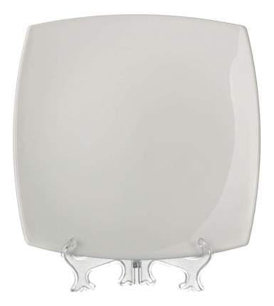 Тарелка Luminarc Quadrato White 26 см