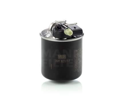 Фильтр топливный MANN-FILTER WK820/14