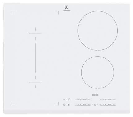 Встраиваемая варочная панель индукционная Electrolux EHI96540FW White