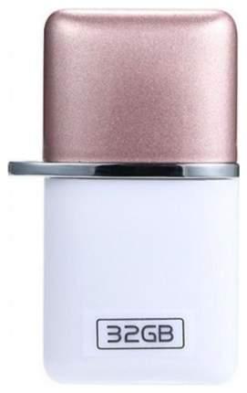 Флэш диск OTG Remax Chewing Gum RX-803 Белый, розовый