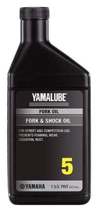 Вилочное масло Yamaha 5w 0,473л ACCFORKF0005