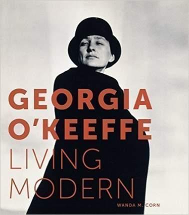 Книга Georgia O'Keeffe, Living Modern