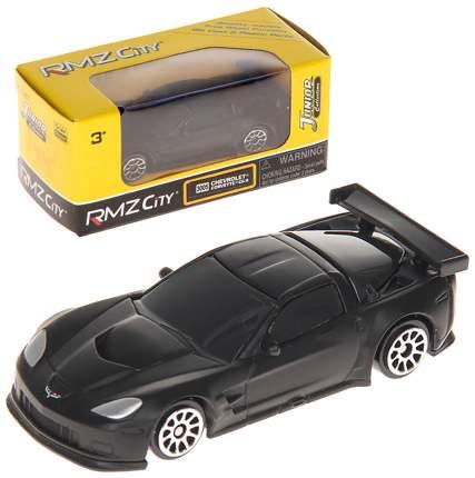 Коллекционная модель машина металлическая Rmz City 1:64 Chevrolet Corvette C6-R