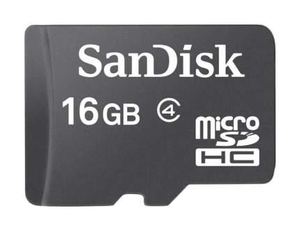 Карта памяти SanDisk Micro SDHC SDSDQM-016G-B35 16GB