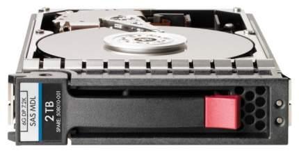 Внутренний жесткий диск HP Midline 2TB (872485-B21)