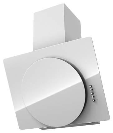 Вытяжка наклонная KRONAsteel Fina 600 PB White