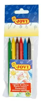 Карандаши цветные Jovi 6 цветов
