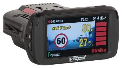 Видеорегистратор Recxon Радар детектор, GPS ULTRA RED