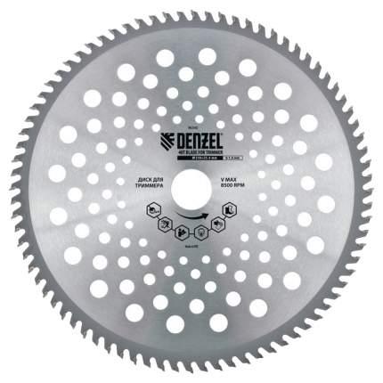 Диск режущий для триммера DENZEL 230 х 25,4 мм 96340