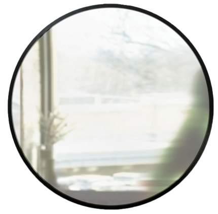Зеркало настенное Umbra 358370-040 91х91 см, черный