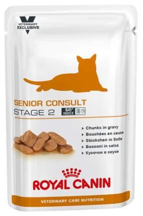 Корм для кошек ROYAL CANIN Senior Consult Stage 2, для стерилизованных, 100г