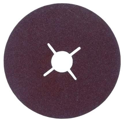 12580 Фибровый диск, Ø 125 мм, зерно P80, 5 шт/упаковка