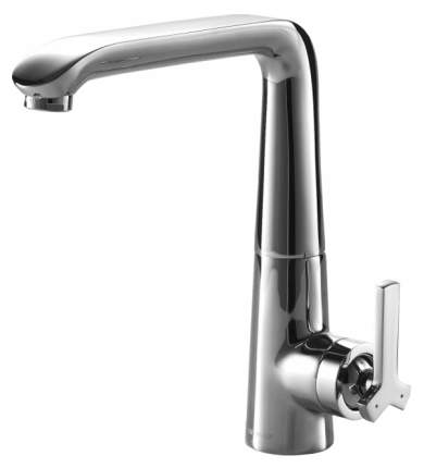 Смеситель для кухонной мойки BRAVAT Waterfall F773107C-1 хром