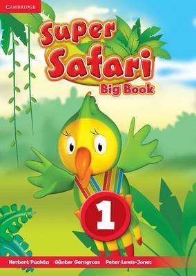 Super Safari 1 Big Book