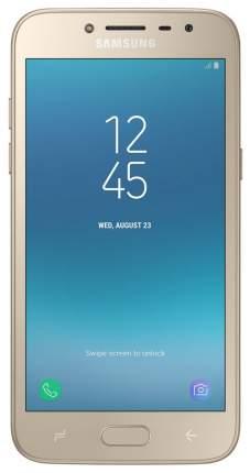 Смартфон Samsung Galaxy J2 (2018) 16Gb Gold (SM-J250F)