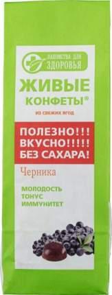 Мармелад желейный Лакомства для здоровья черника 170 г