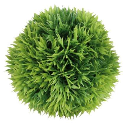 Искусственное растение шар 9см зеленый