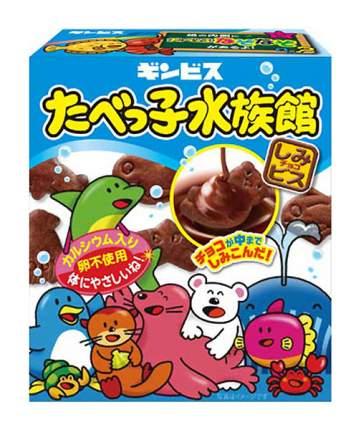 Печенье GINBIS Шоколадное с 3 лет 50 г
