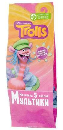 Мармелад Лакомства для здоровья trolls мультики детская коллекция 105 г