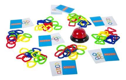 Настольная игра Цветная цепочка Bondibon вв2417