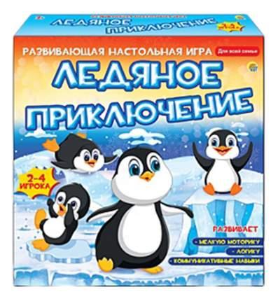 Настольная игра Ледяное приключение Рыжий кот ин-6411