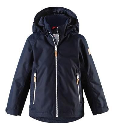 Куртка детская Reima Soutu р.128 синяя