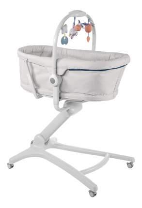Стульчик для кормления Baby Hug 4-в-1 Glacial Chicco 8079173210000