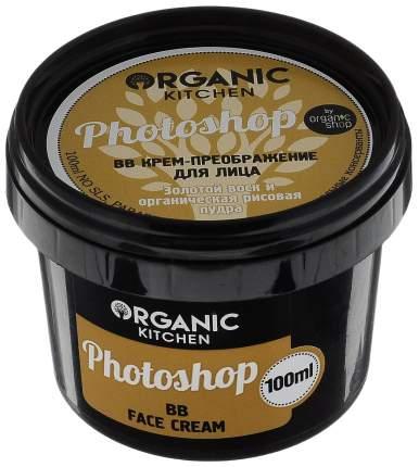 ВВ крем Organic Shop Крем-преображение для лица Photoshop