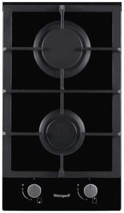 Встраиваемая варочная панель газовая Weissgauff HGG 302 BGh Black