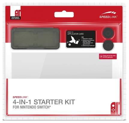Набор аксессуаров для игровой приставки SPEED-LINK SL-330601-BK Черный
