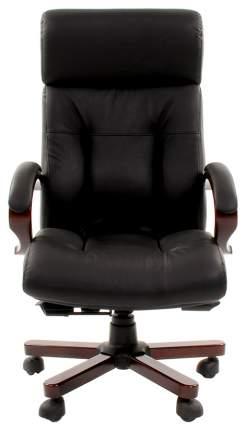 Кресло руководителя CHAIRMAN 421 00-06082595, черный