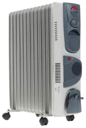 Масляный радиатор Ресанта ОМ-12НВ белый