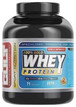 Протеин Cult Sport Nutrition Whey Protein, 2270 г, vanilla
