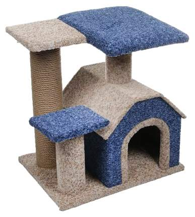 Комплекс для кошек PerseiLine Камея-3, в ассортименте, 50х40х50 см