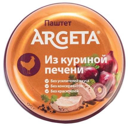 Паштет Argeta из куриной печени 95 г