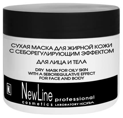 Маска для лица New Line Cosmetics С себорегулирующим эффектом 300 мл