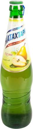 Лимонад Натахтари груша стекло 0.5 л