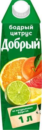 Нектар Добрый бодрый цитрус 1 л
