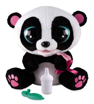 Панда интерактивная Yoyo со звуковыми эффектами, шевелит глазами и ртом