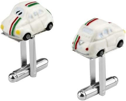 Запонки Fiat three-colour new 500 50906918