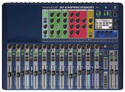 Микшер Soundcraft Si Expression 2