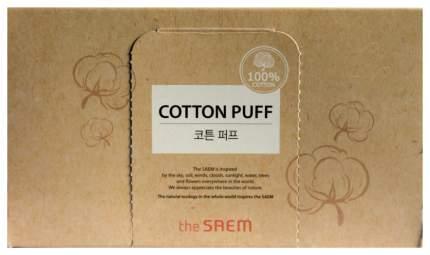 Ватные диски The Saem Cotton Puff